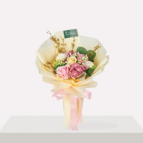 Adeline Soap Flower Bouquet