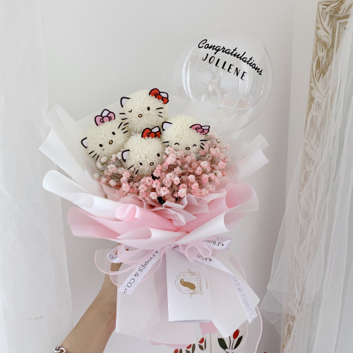 Cute Characters Bouquet