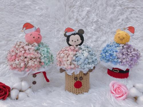 Mini Christmas Tsum Tsum Box