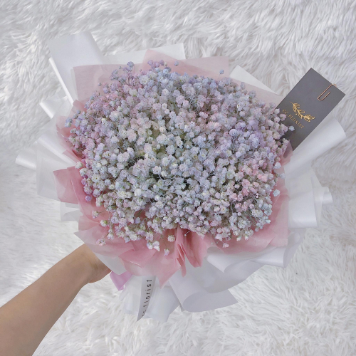 Baby Breath Bouquet (S size)