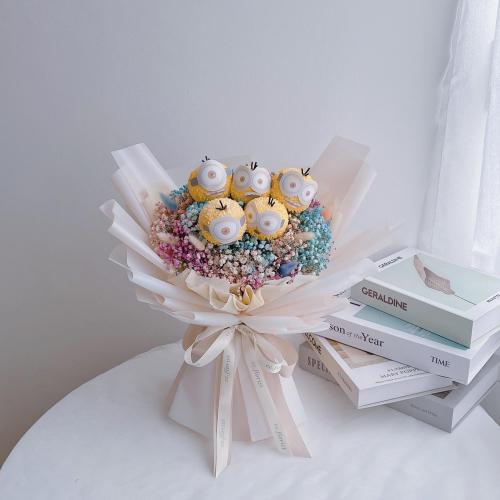 Minion Flower Bouquet