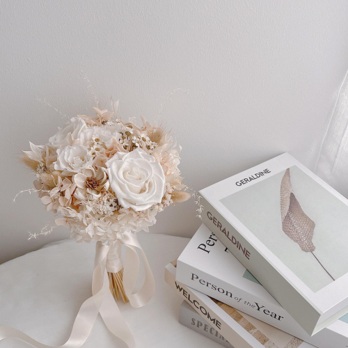 Preserved Bridal Bouquet / ROM Bouquet