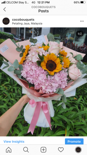 Large size mix bouquets