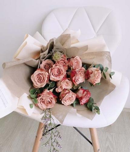 Cappuccino Roses