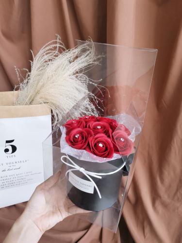 Classic Soap Flower box