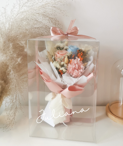 Gillian Preserved Flower Bouquet