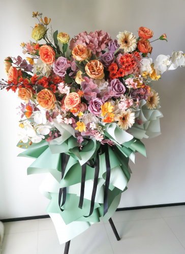 Premium Artificial Flower Stand