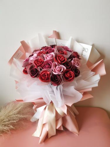 Sweet Soap Flower Bouquet
