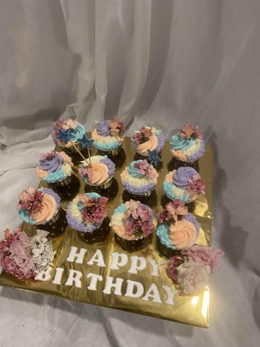 Cupcake de Fleur