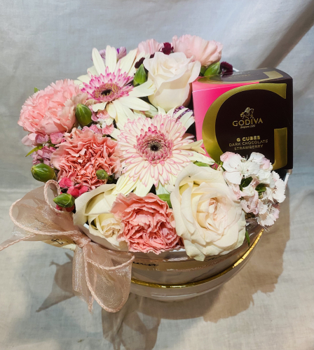 Mother's Day special- Pink and Sweet