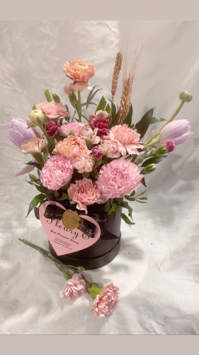 Mother's Day special-The Carnations & Tulips