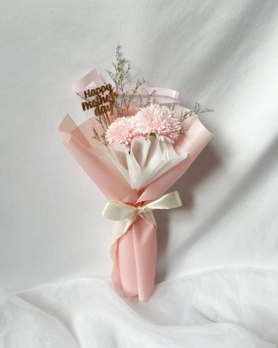 MOTHER'S DAY 2021 [M06]: Soap Carnations & Topper