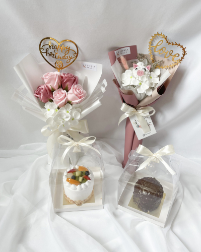 August Special Cake Set