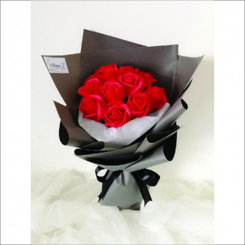 SR002 Soap Rose Bouquet 01