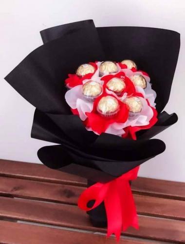 VT002 Ferrero Rocher Bouquet (Valentine's Special)