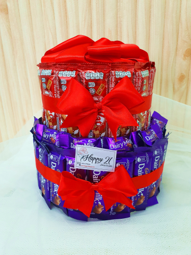 T016 Chocolate SnacK Gift