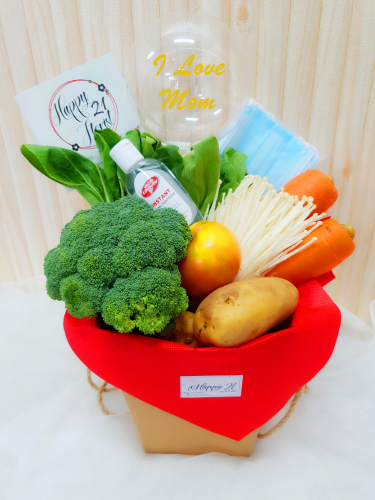 Mother's Day Vegetable Box