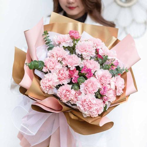 Carnation Mixed Bouquet