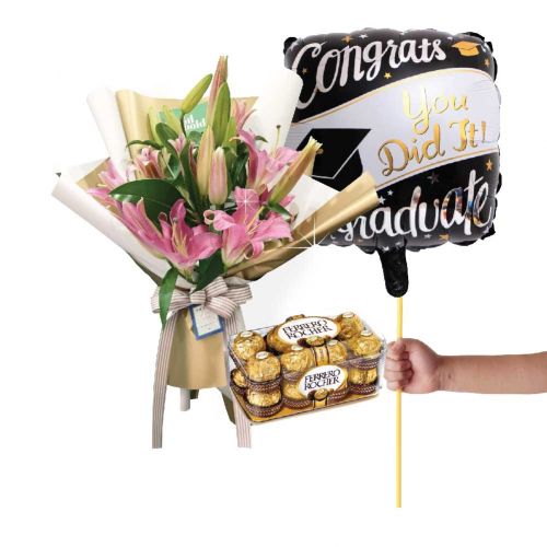 Graduation Choc Bundle 4