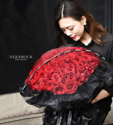 RED ROSE  X99 D'SIGNATURE BOUQUET