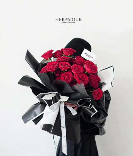 RED ROSE ROMANCE V