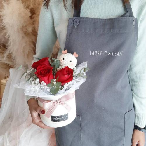 Valentine's Day 2021-Bunny in Wonderland