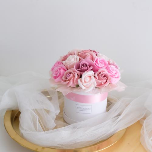 Esme Pink Soap Flower (Mom Day 2021)