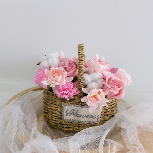 Lev Soap Flower Basket (Mom Day 2021)