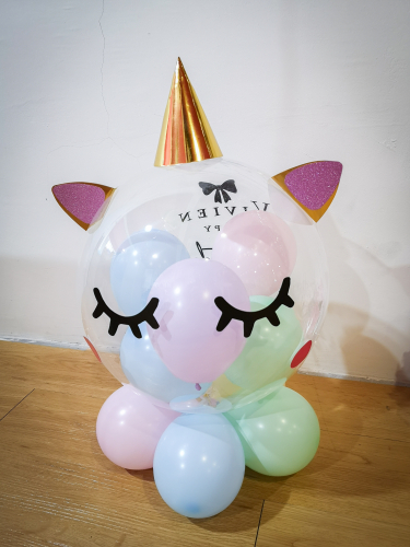 Unicorn Character Balloon