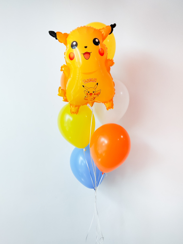 Pika Helium Bunch