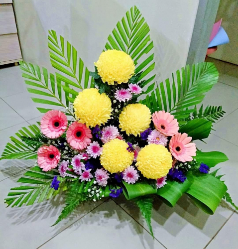 Prayer Flower 12