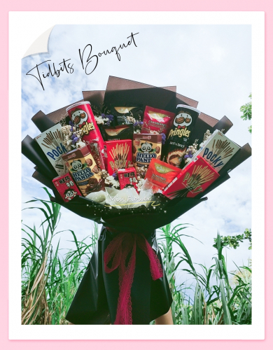 Tidbits Bouquet 001