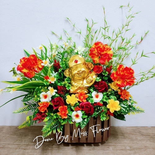 Chinese New Year Table Flower 004