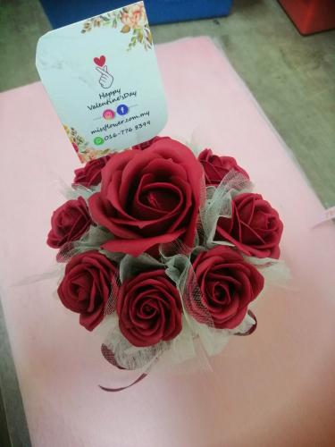 Valentines Series Table Flower 008
