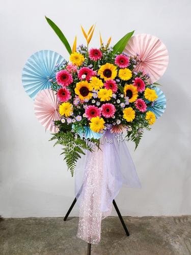 Opening Flower 14
