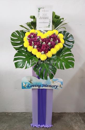 Condolence Flower 85