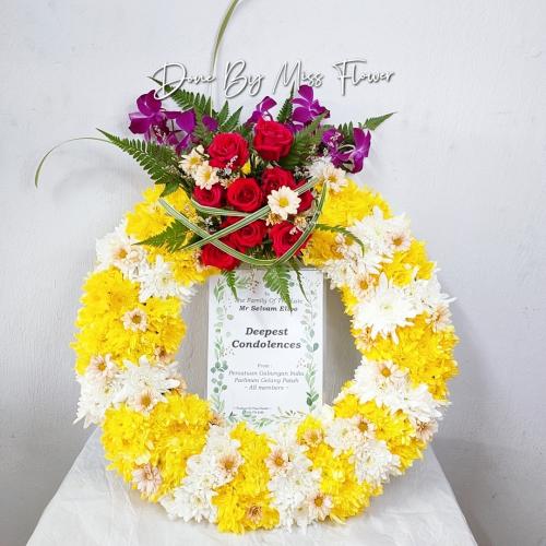Condolence Flower 88