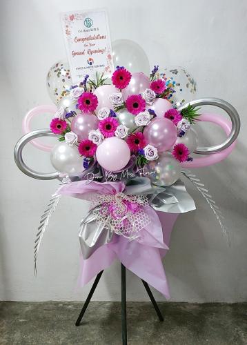 Opening Flower 17