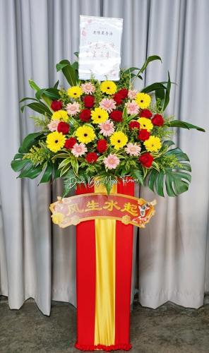 Opening Flower 18