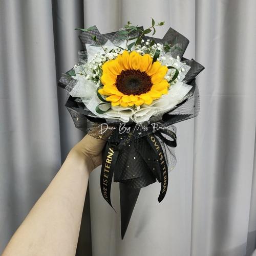 Sunflower bouquet 08