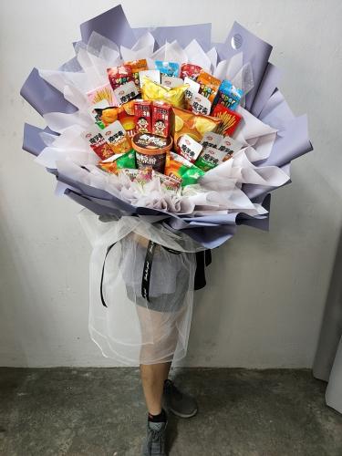 Snacks Bouquet 01