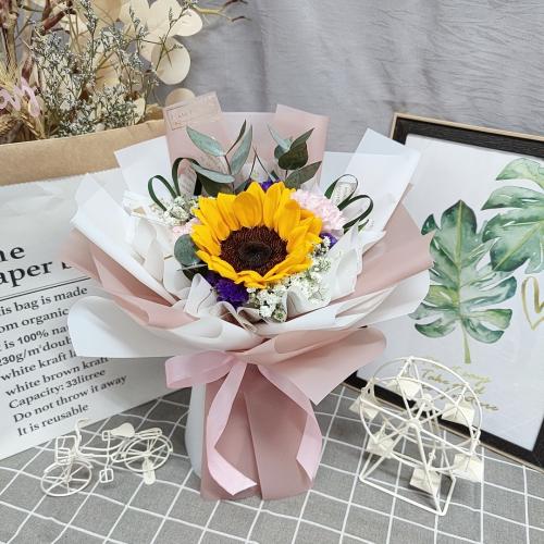 Sunflower bouquet 13