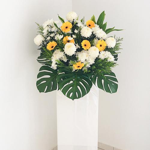 Sympathy Stand | Condolences 05