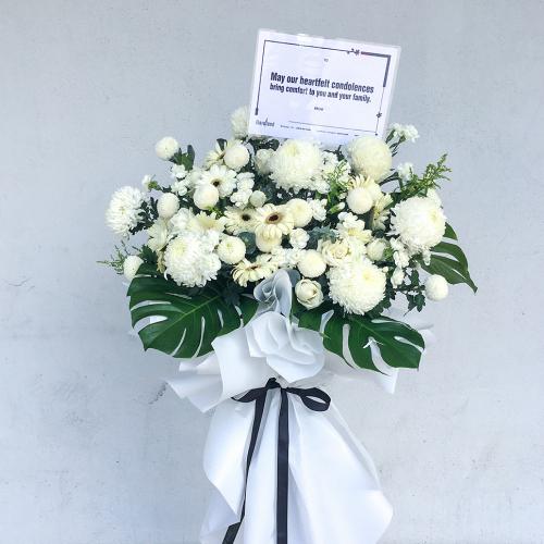 Sympathy Stand | Condolence 01