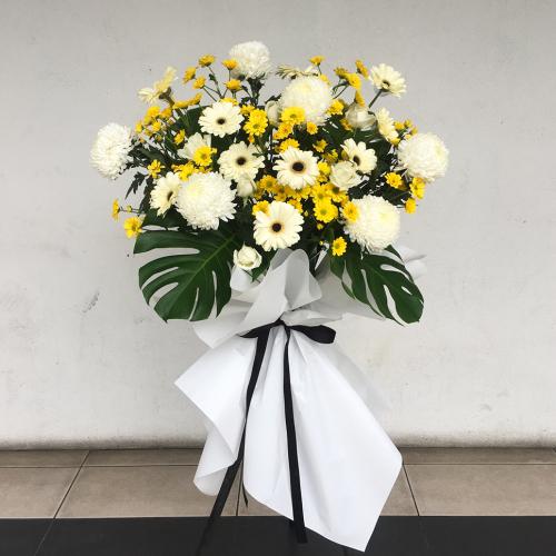 Sympathy Stand | Condolences 02