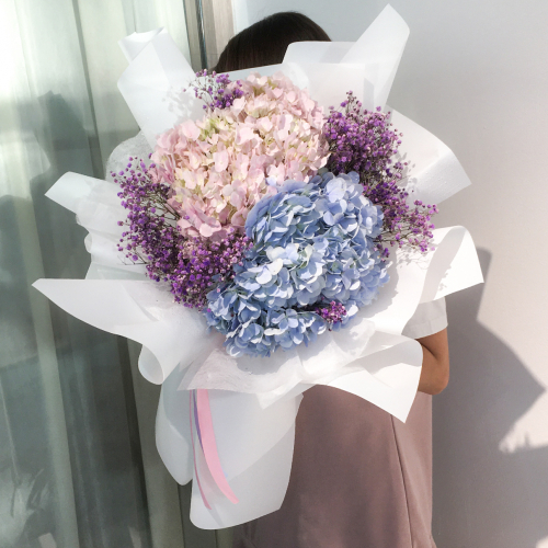 Fresh Flower | Double Hydrangea