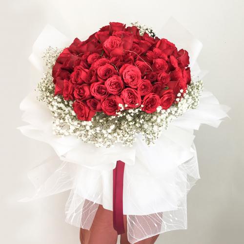 Fresh Flower | 99 Roses