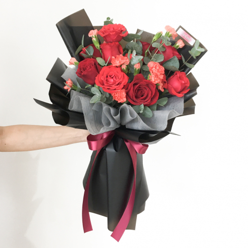 Fresh Flower | Classic Red Rose