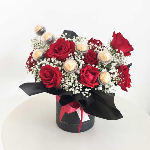 Fresh Flower Box | Carson