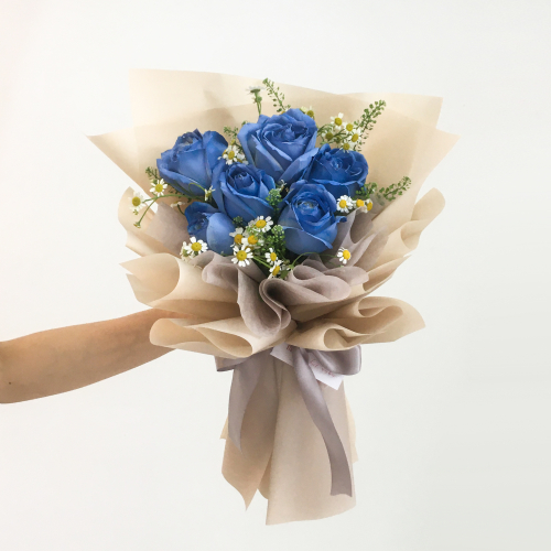 Fresh Flower | French Blue